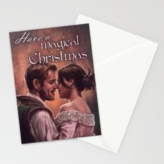 Outlaw Queen Magical Christmas - Christmas card Stationery Cards