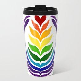 Rainbow 10 Stack Travel Mug