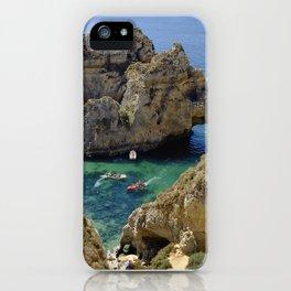 Ponta da Piedade, Lagos, Portugal iPhone Case