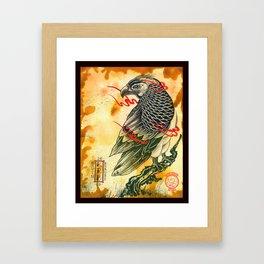 hawkeye Framed Art Print