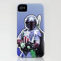 Captain Fett Slim Case iPhone (4, 4s)