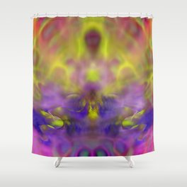 Crown by fantasy ... Shower Curtain