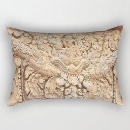 Carving Rectangular Pillow