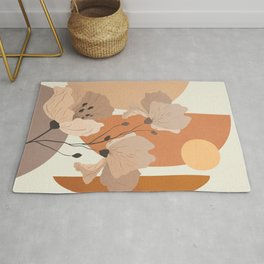 Elegant Shapes 01 Rug