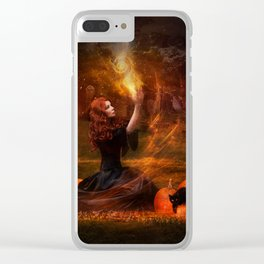 The Witch Clear iPhone Case