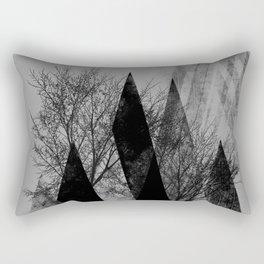 TREES V2 Rectangular Pillow