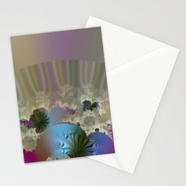 Under the calm surface Stationery Cards