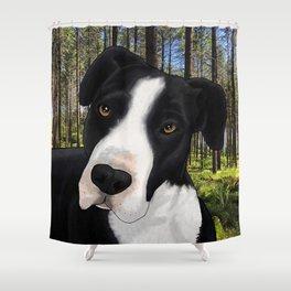 Finn Shower Curtain