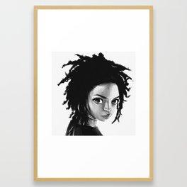 287 Framed Art Print