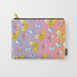Butterfly Pattern_I Carry-All Pouch