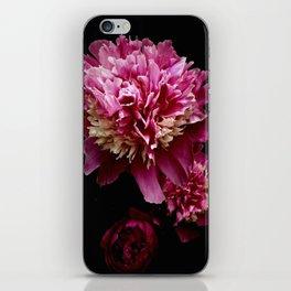 Peony 1 iPhone Skin