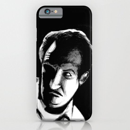 Vincent Price iPhone & iPod Case
