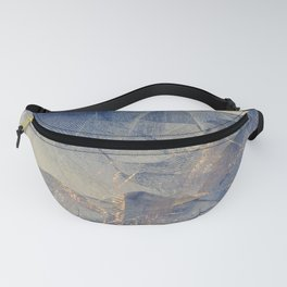 Tulle Mountains Fanny Pack