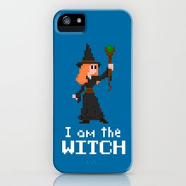 I am the Witch iPhone Case