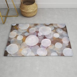 'No clear view 18' Rug