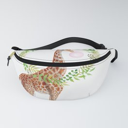 Spots and Bubbles Fanny Pack