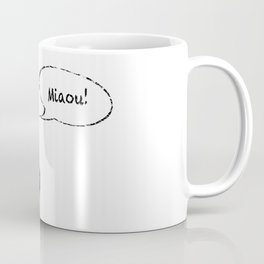 Kitty I Coffee Mug