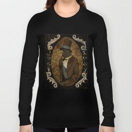 Crobraham Lincoln Long Sleeve T-shirt