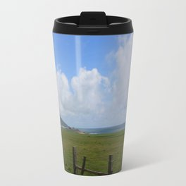 Cloud Watching Travel Mug