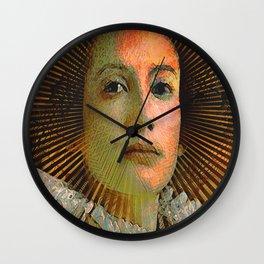 Empress Phobos Wall Clock