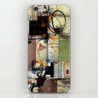 picasso iPhone & iPod Skins featuring Everyday Picasso by Robin Curtiss