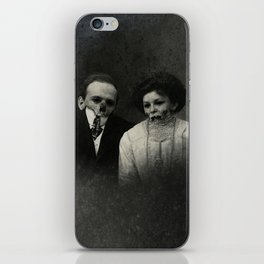 Dead Voices iPhone Skin