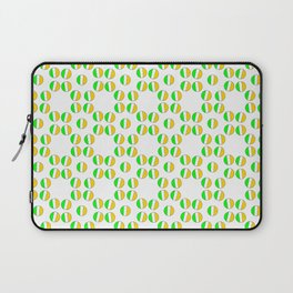 flag of ireland 7 -ireland,eire,airlann,irish,gaelic,eriu,celtic,dublin,belfast,joyce,beckett Laptop Sleeve