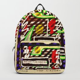 The Casual Observer Backpack