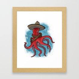 Billy Framed Art Print