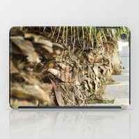 palms iPad Cases featuring PALMS  by Zhineh Cobra