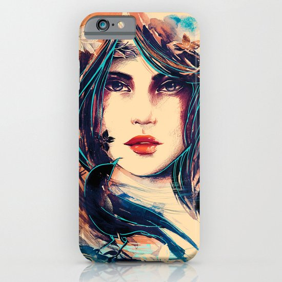 SOME DEVIL SOME ANGEL iPhone & iPod Case