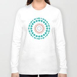 Global Tribe Green Long Sleeve T-shirt