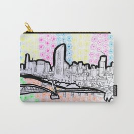 BRISBANE POSTCARD SERIES 017 Carry-All Pouch