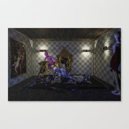 The Surreal Room Canvas Print