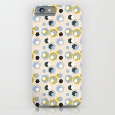 Fun hexagons Slim Case iPhone 6s