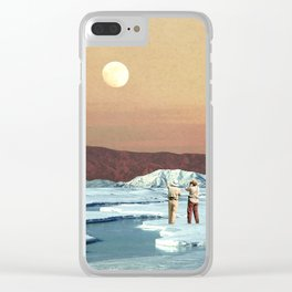 Environmental Differences Clear iPhone Case
