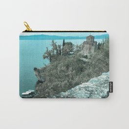 Church of St. John at Kaneo, Ohrid, Macedonia Carry-All Pouch