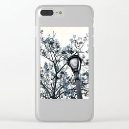 Where's my light? Clear iPhone Case