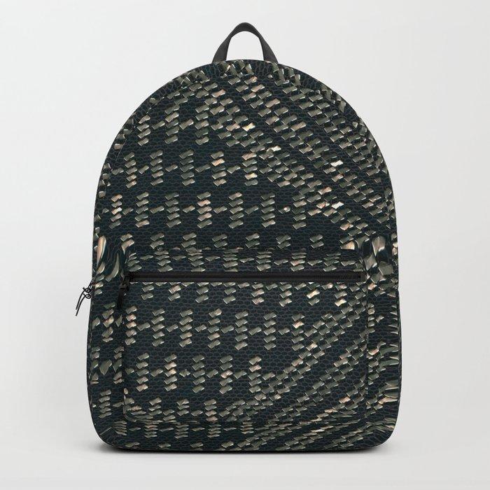 Black Assuit Backpack