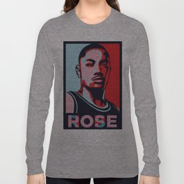 Rose is Hope Long Sleeve T-shirt