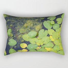 Pond by Althéa Photo Rectangular Pillow