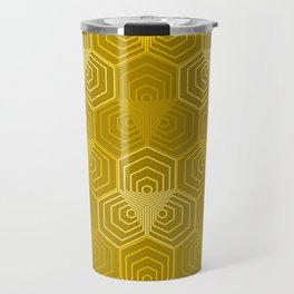 Op Art 43 Travel Mug