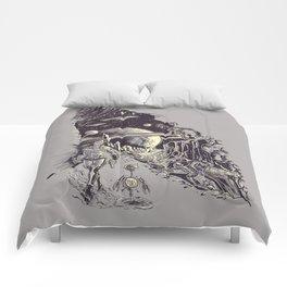 Stranded on Alpha Centauri Comforters