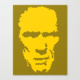 Harry Dots Canvas Print