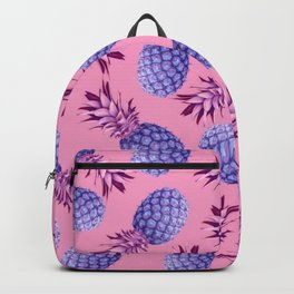 Violet pineapples Backpack
