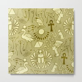Ancient Egypt Metal Print