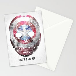 Yankee Mask Stationery Cards