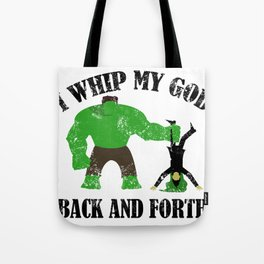 Whipped Tote Bag