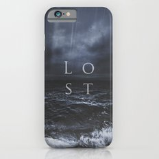 Lost in the sea iPhone 6s Slim Case