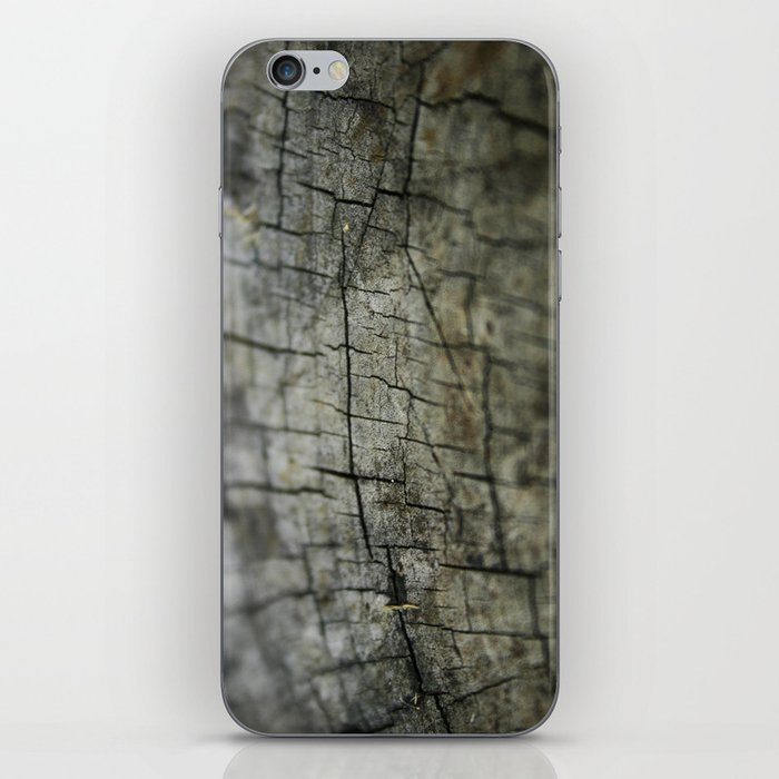 Wood iPhone Skin